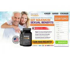 Raw Power XL  -  Get 100% Risk Free,No Side Effects !