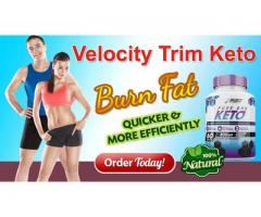 Introduction Of Velocity Trim Keto: Does It Work?