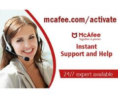 mcafee.com/activate - How to Install and activate mcafee