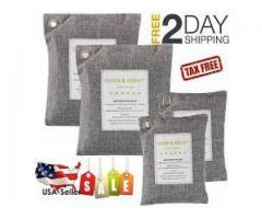 The Advantages of Charcoal Purifying Bag ?
