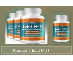 How does the Joint N 11 Ingredients Works For Joint Health?