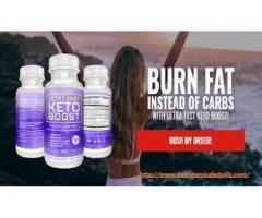 What Is Ultra Fast Keto Boost?