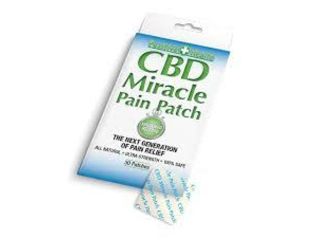 Where To Purchase Cbd Miracle Pain Patch Review Price ?