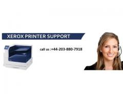 Xerox Printer Support Phone Number +44 203 880 7918