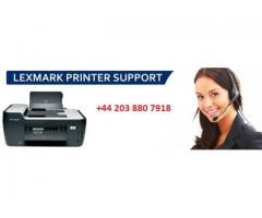 Lexmark Printer Support Phone Number +44 203 880 7918